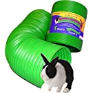 Snuggle Safe All Weather Flexible Bunny Warren Fun Tunnel