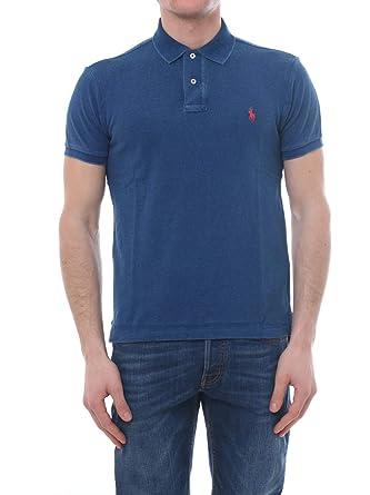 Ralph Lauren Polo Shirt IN Cotton, Hombre.: Amazon.es: Ropa y ...
