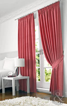 Just Contempo Curtain Pair 46