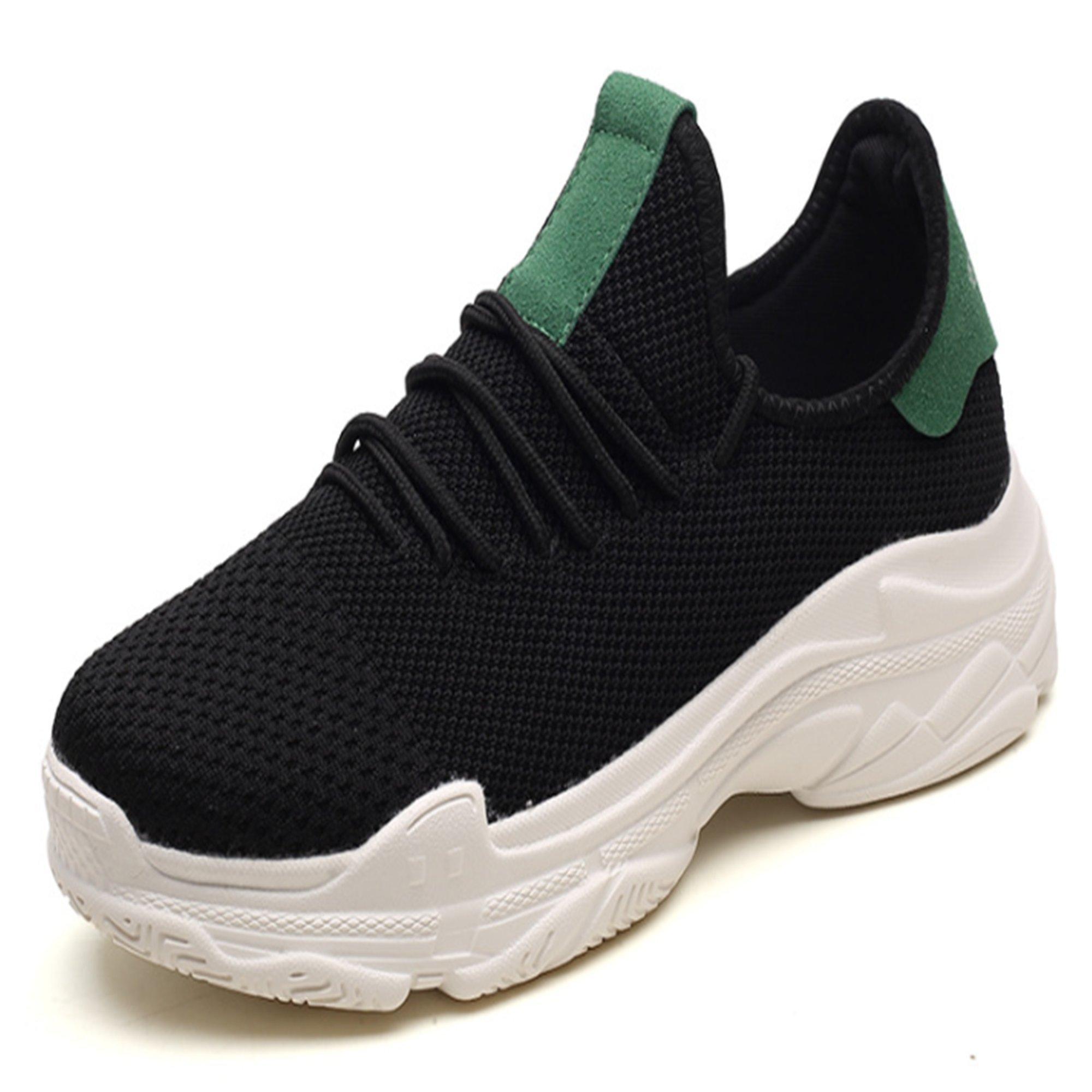Yaheeda Running Shoes Men - Lightweight Air Mesh Casual Sports Sneakers Net Shoes