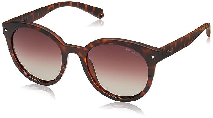 Polaroid Eyewear Unisex adulto PLD 6043/S Gafas de sol, Marrón (DKHAVANA), 51: Amazon.es: Ropa y accesorios