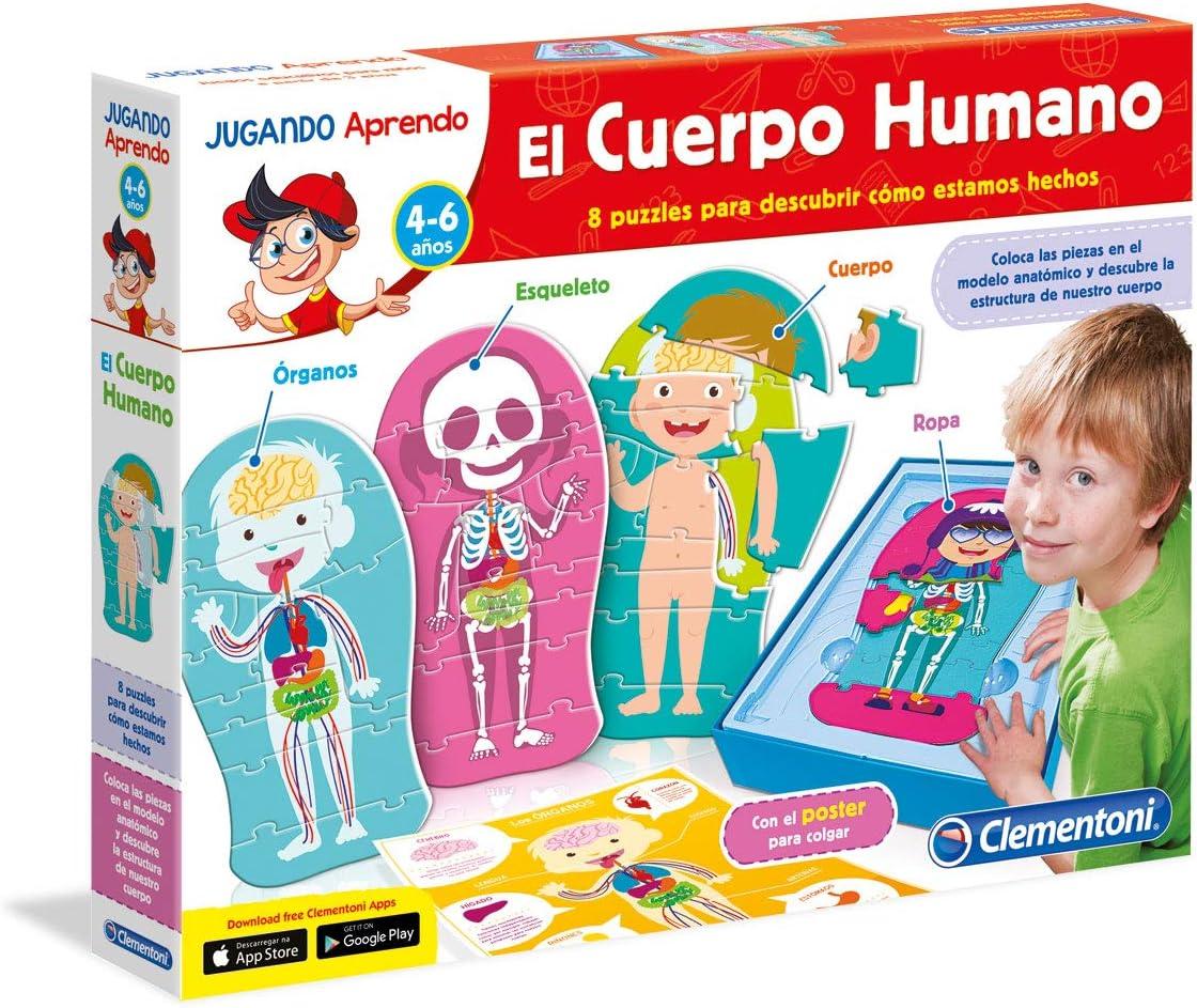 Clementoni- Juego Infantil (55114.9): Amazon.es: Juguetes y juegos