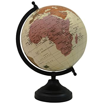 Desktop Rotating World Globe Decorative Office Table Home Decor Globes Gift