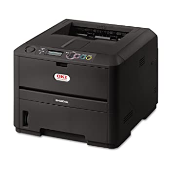 Amazon.com: OKI B420dn Negro Digital overol Printer de datos ...