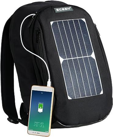 ECEEN Efficient Durable Solar Backpack