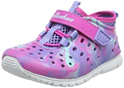 b7fc1cdc19c7 Skechers Kids Baby Girl s Hydrozooms (Toddler) Pink Multi 5 M US Toddler