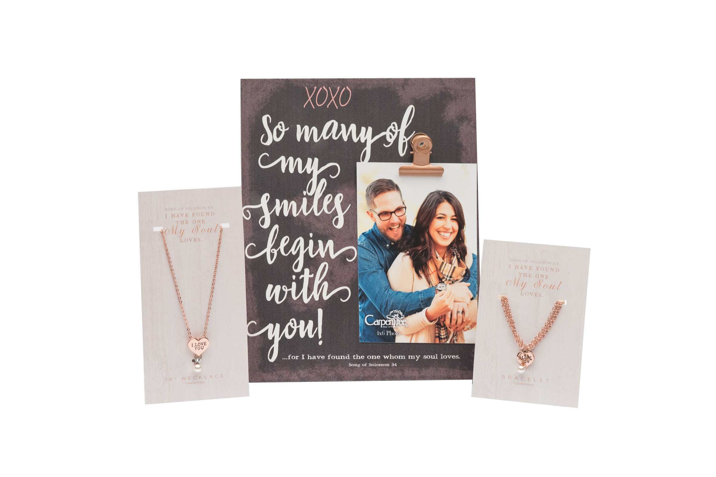Carpentree All about Love Gift Set, 3 Piece