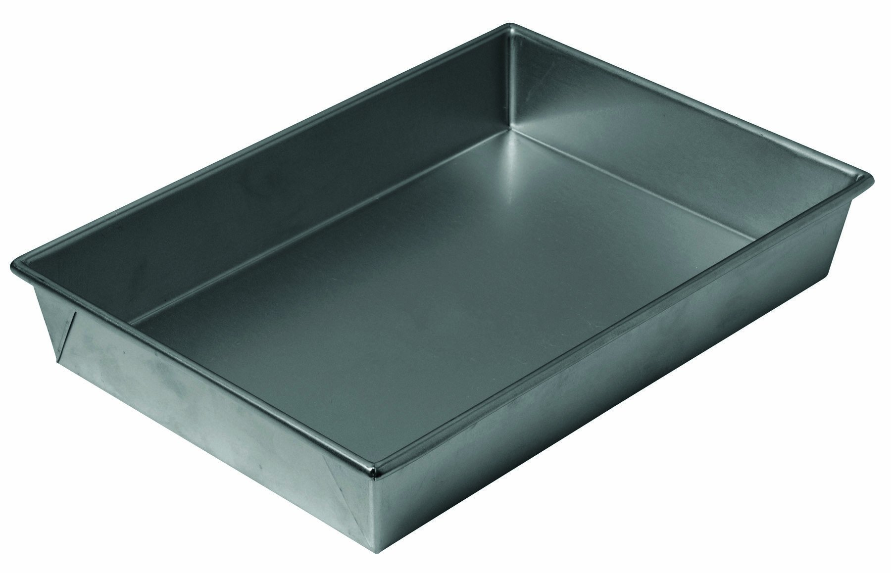 Chicago Metallic Professional Non-Stick Bake 'N Roast Pan, 13-Inch-by-9-Inch