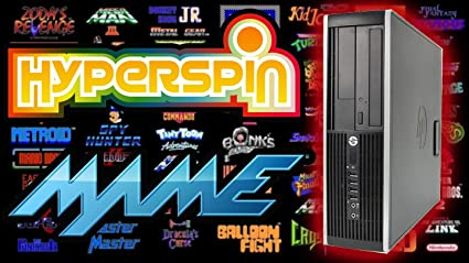 Amazon com: Hyperspin Arcade PC Computer - with 8TB Hard Drive: Toys