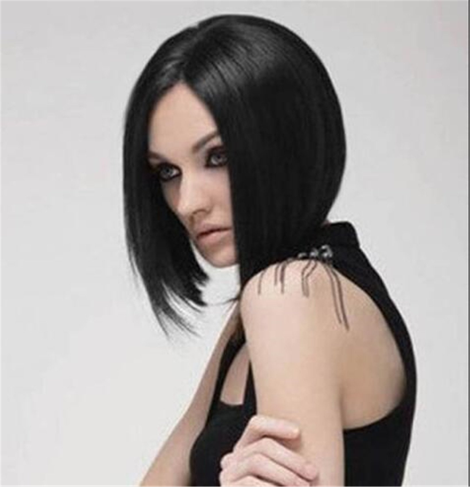 Amazon.com: Unisex Stocking Wig Cap Snood Mesh Black: Arts ...