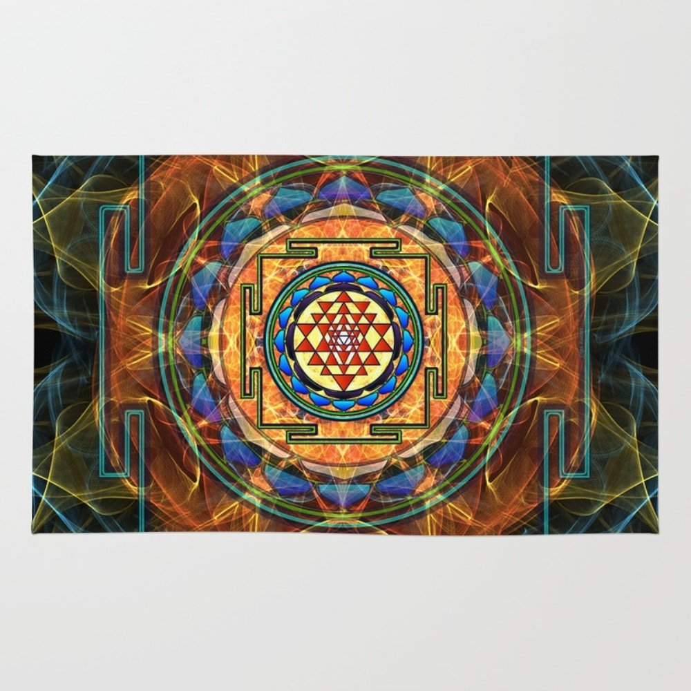 and shipping tapestries tapestry wall free buy rug decorative get indian home printed com wholesale w hanging mandala cilected polyester on aliexpress print sacred geometry carpet