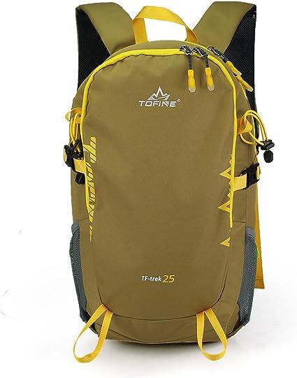 Tofine Light Foldable Nylon Backpack Hiking Backpacking Packs 25L