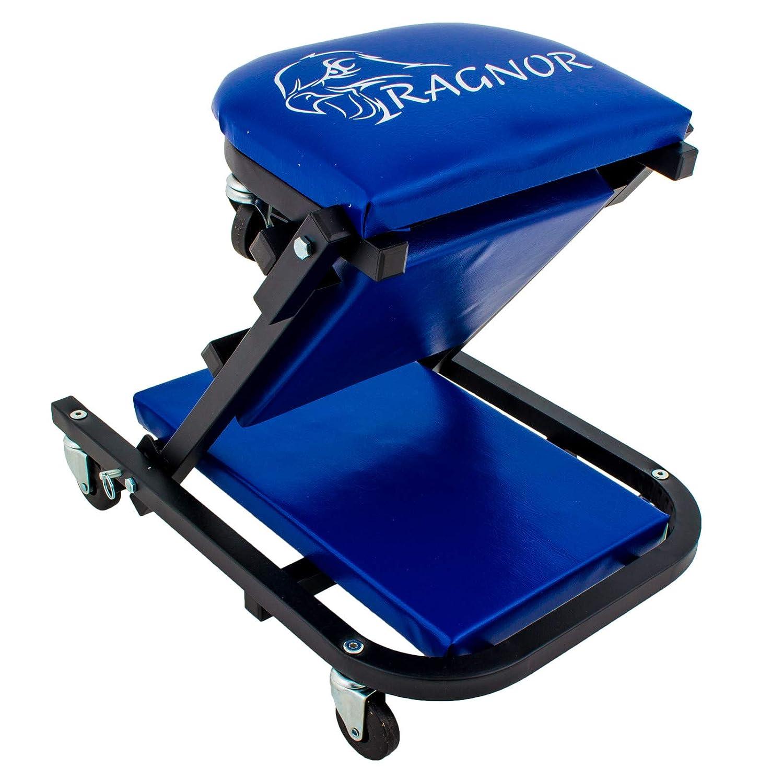 Ragnor camilla plegable para silla de taller: Amazon.es: Bricolaje y herramientas
