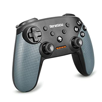 Hycarus Controlador de interruptor de Nintendo de, sensor de giroscopio incorporado y funciones de Turbo