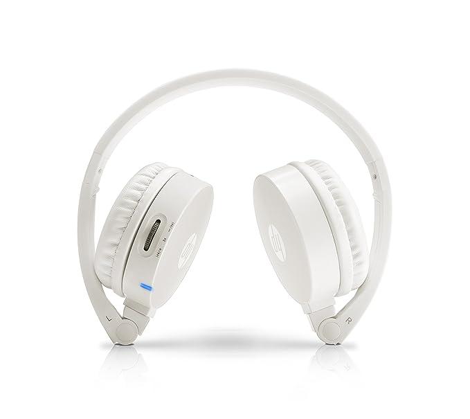 HP H7000 - Auriculares de diadema abiertos (Bluetooth, USB, control remoto), negro: Amazon.es: Electrónica