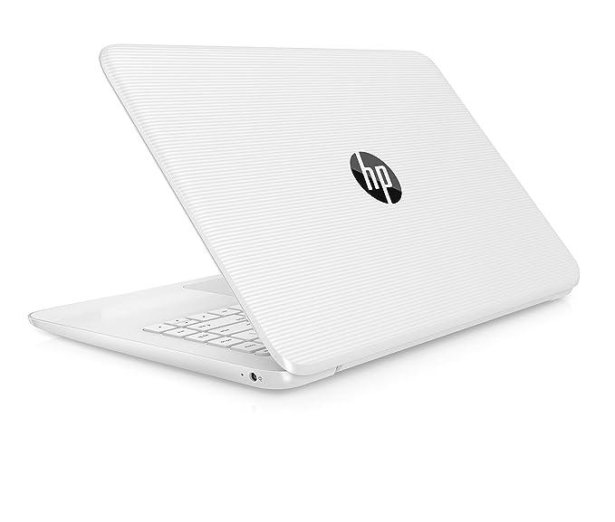 HP Stream 14-ax011nl Blanco Portátil 35,6 cm (14