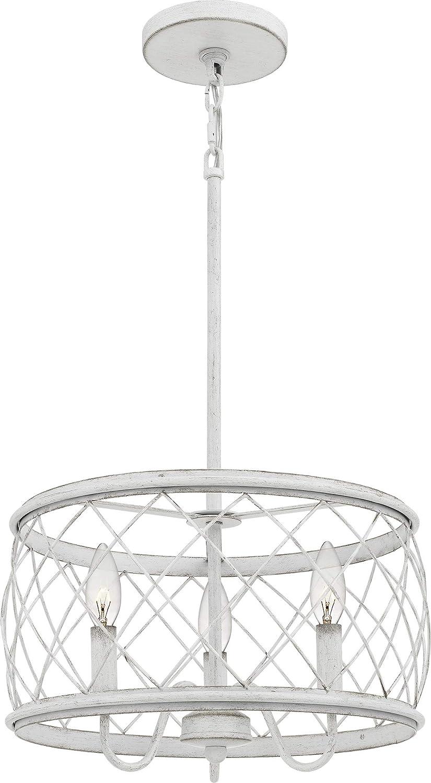 Amazon.com: Quoizel RDY2815AWH - Lámpara de techo con ...