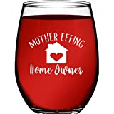 Housewarming Gifts - Unique House Gifts For New Home Owner - Funny First Time Home Owner Gift Ideas - Mother Effing Homeowner
