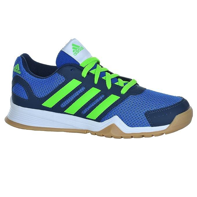 Adidas Interplay Lace K-Boblue/SGreen/Conavy: Amazon.co.uk: Sports &  Outdoors
