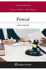 Pretrial (Aspen Coursebook Series) Kindle Edition