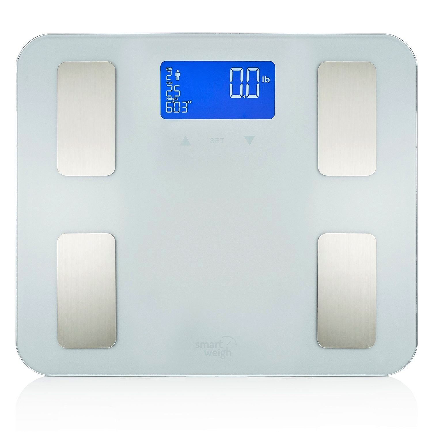 Bathroom Scale With Bmi