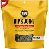 BIXBI Dog Jerky Treats - All-Natural Glucosomine, Antioxidants, Whole Food Nutrition - Skin, Immune and Joint Support…