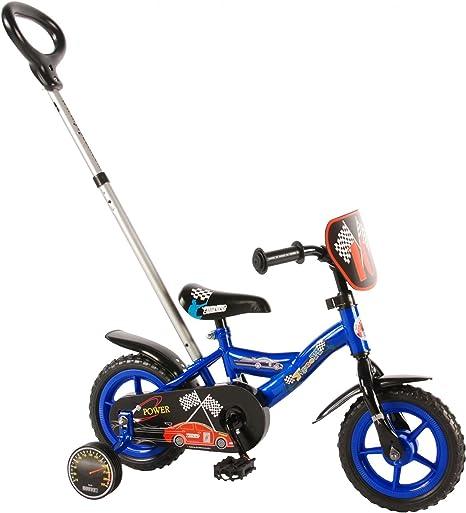 Kubbinga Yipeeh Power Bicicleta para niños, Azul, 25,40 cm(10 ...