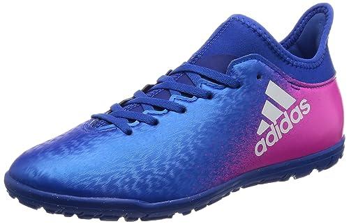 new style 82e29 cdf06 adidas X 16.3 Tf J, Scarpe per Allenamento Calcio Unisex-Bambini adidas  Amazon.it Scarpe e borse