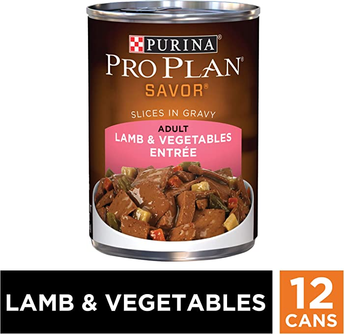Purina Pro Plan SAVOR Adult Canned Wet Dog Food