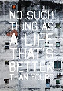 Laminated No Such Life That S Better Poster 13 X 19in