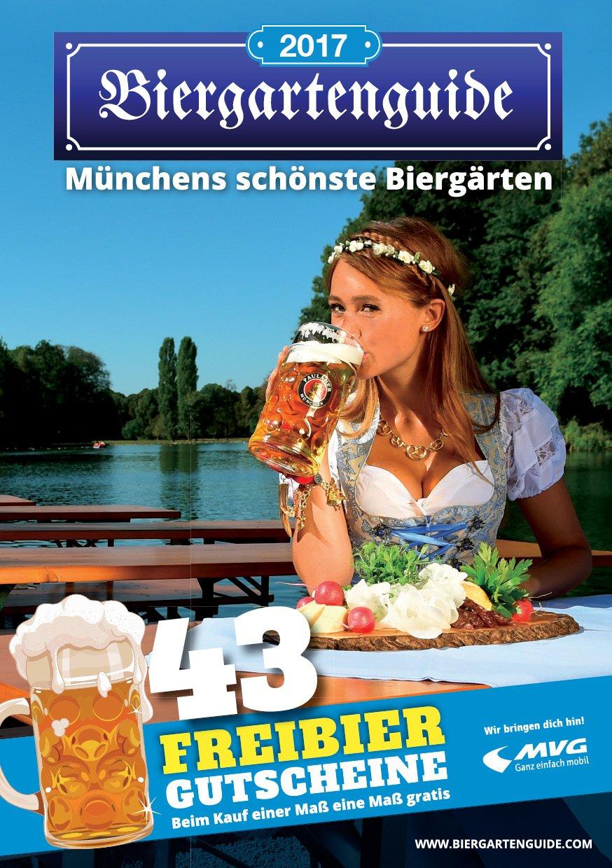 Biergartenguide 2017: Münchens schönste Biergärten