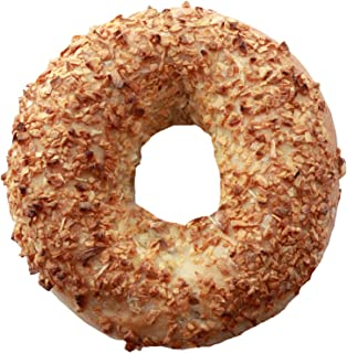 product image for Greater Knead Gluten Free Bagel - Onion - Vegan, non-GMO, Free of Wheat, Nuts, Soy, Peanuts, Tree Nuts (12 bagels)