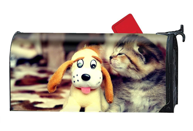 BABBY Animal Cats Ninja - Funda magnética para buzón de ...
