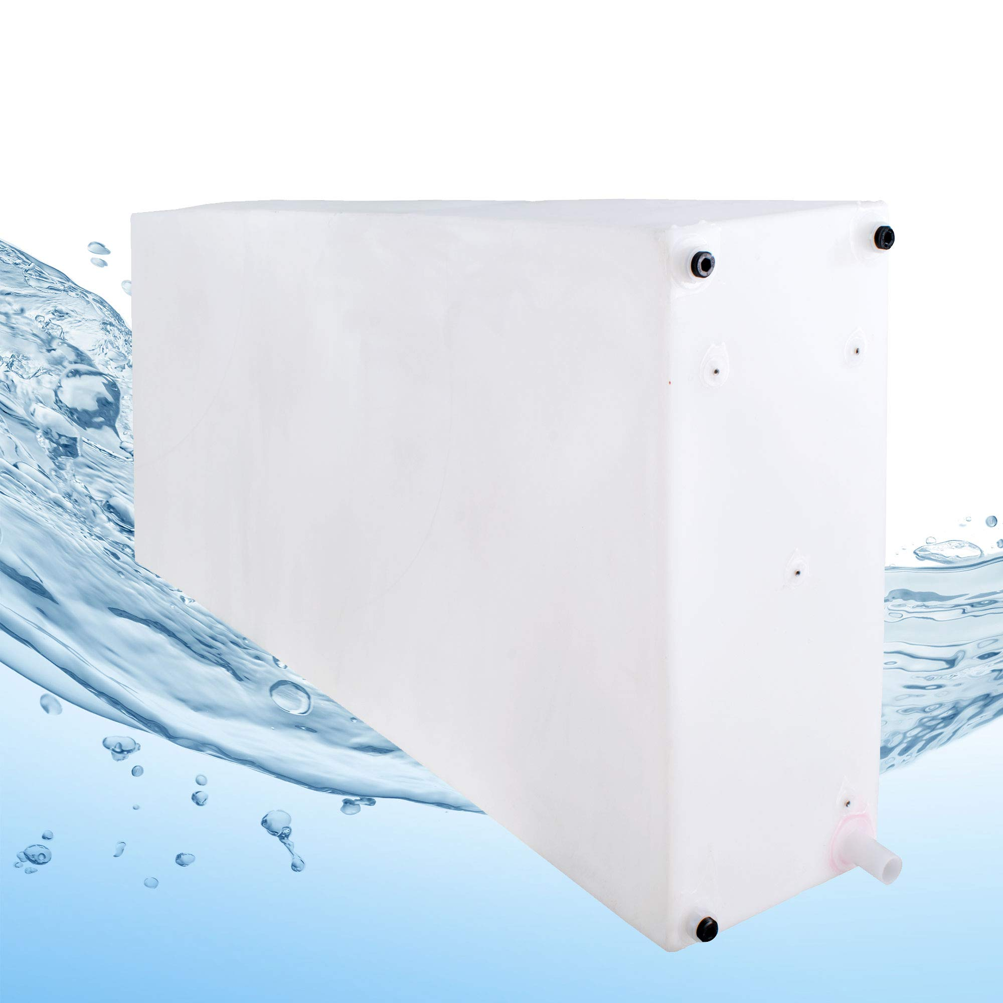 RecPro RV Water Tank | Grey Water Tank | RV Fresh Water Tank | Camper | Trailer (100 Gallon) by RecPro (Image #3)