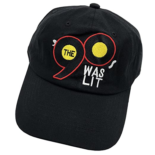 chen guoqiang Dad Hats Baseball Cap 3D Number 90s Lit Embroidered  Adjustable Snapback Cotton Unisex Black 7bdf8c7749b