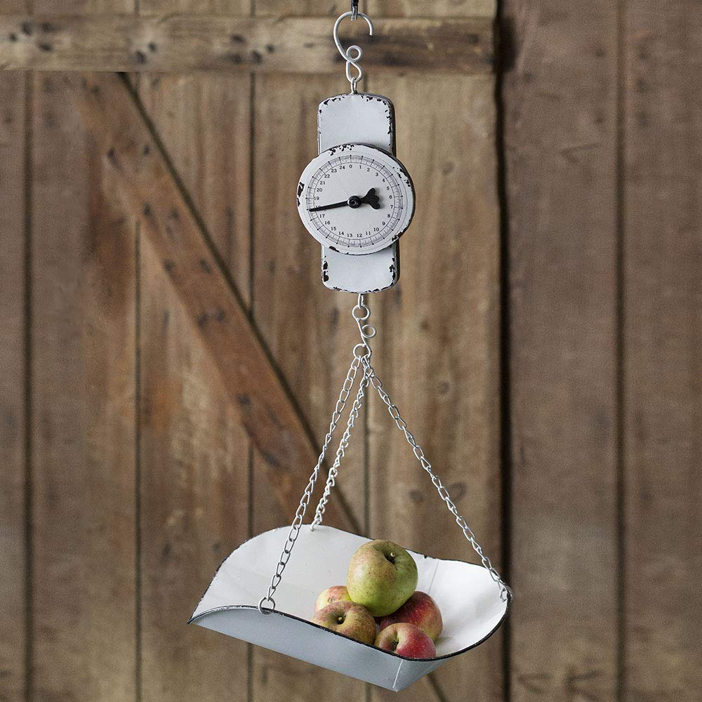 CTW Home Collection Hanging Decorative Produce Scale
