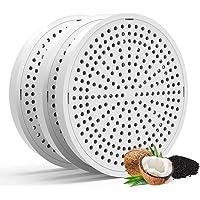 honeyguaridan Pet Water Fountain Replacement Carbon Filters 3 Pack