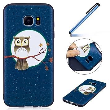 YSIMEE Compatible con Fundas Samsung Galaxy S7 edge Carcasa ...