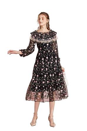 Temperamento, moda Vestido con hombros descubiertos for mujer ...