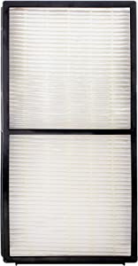 LifeSupplyUSA 2 Pack Replacement HEPA Filter Compatible with Hunter 30962 QuietFlo Air Purifier 30713 30729 30730 30763 36730