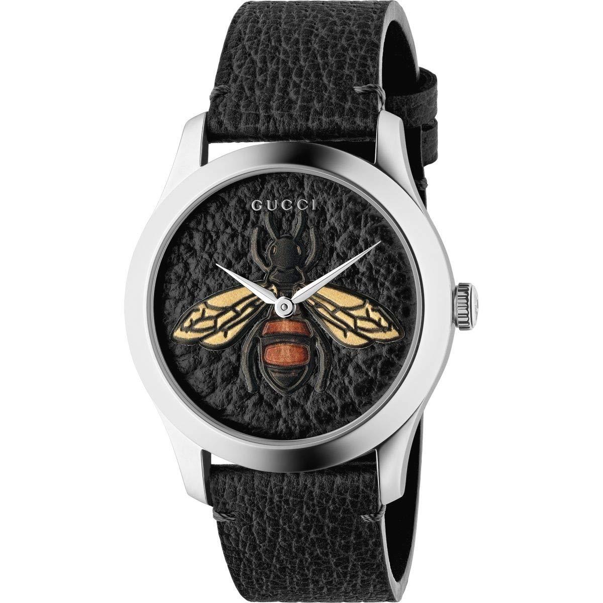 40a37c16f0b Amazon.com  Gucci G-Timeless 38 mm YA1264065GUCCI  Watches