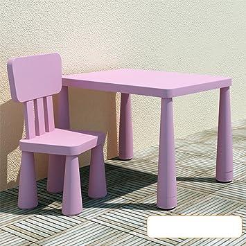 Stühle Homeamp; Kindertisch 1 Spielzeug Style Und SetKunststoff LRAj35q4