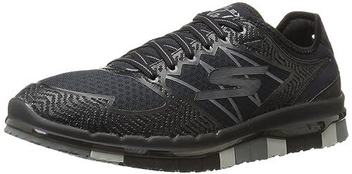 Flex Go Skechers Momentum Sintética Fibra Zapatos Mujer Deportivos xrrwC57q