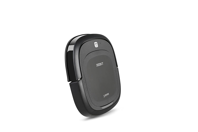 Negro 15 W 15 Decibelios Ecovacs Deboot Slim 2 Robot aspirador