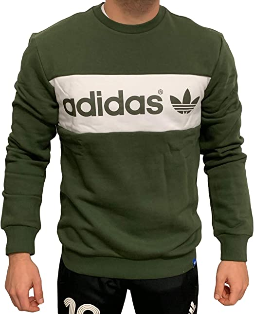 adidas Originals Linear Crew CG1464 Size X Large FR