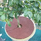Fasmov Rubber Mulch Ring Tree Protector Mat Tree