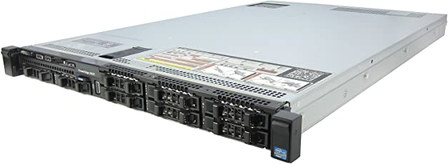 DELL PowerEdge R620 Server 2X 2.90Ghz E5-2690 8C High-End (Certified Refurbished)