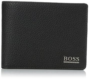 520fe6f87bbcc HUGO BOSS Geldboerse Monad schwarz  Amazon.de  Koffer