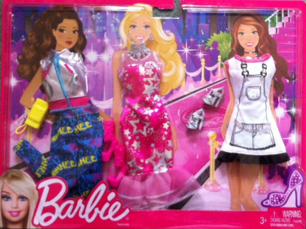 Amazon.es: Mattel T4895 Barbie Surtido de Moda: Juguetes y juegos