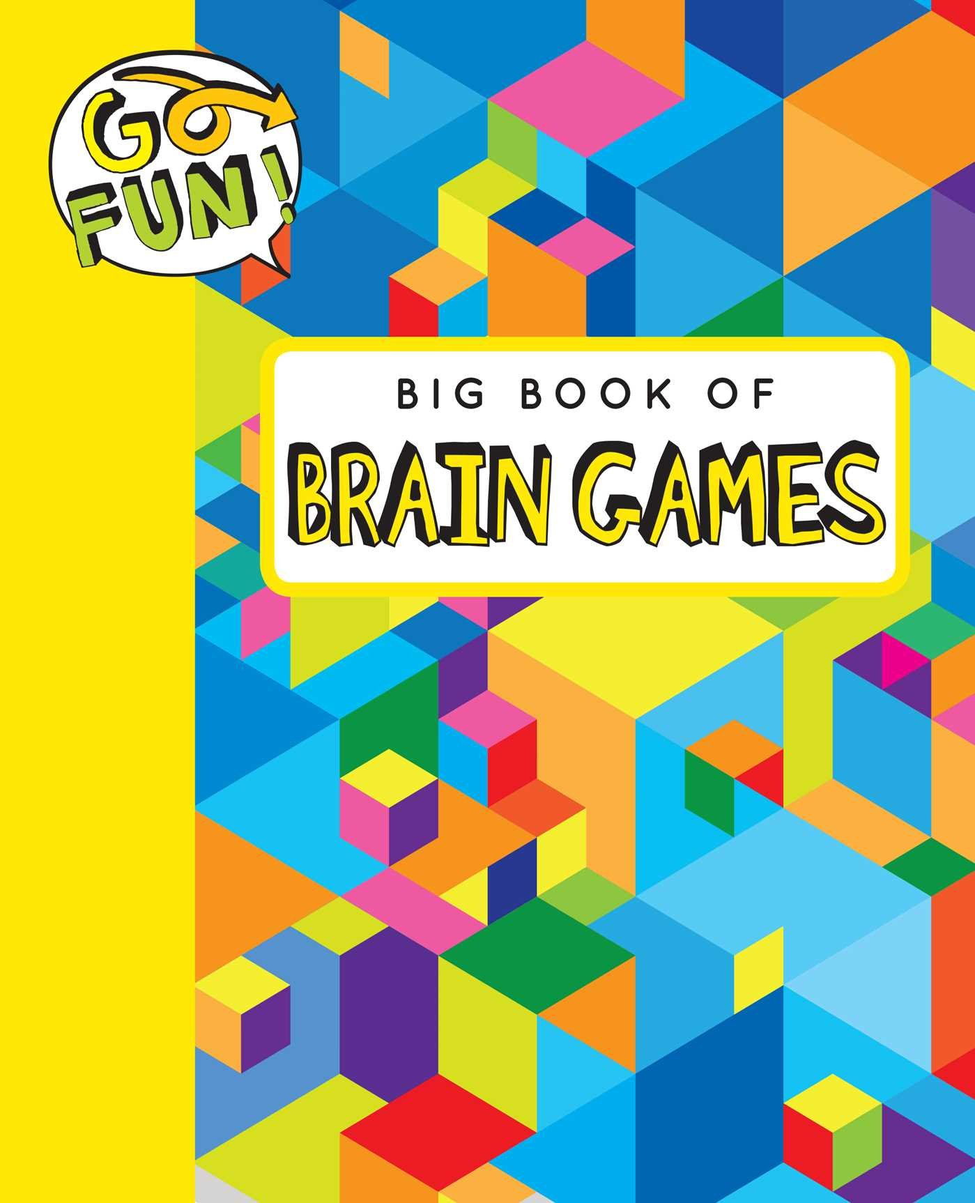 Read Online Go Fun! Big Book of Brain Games ebook